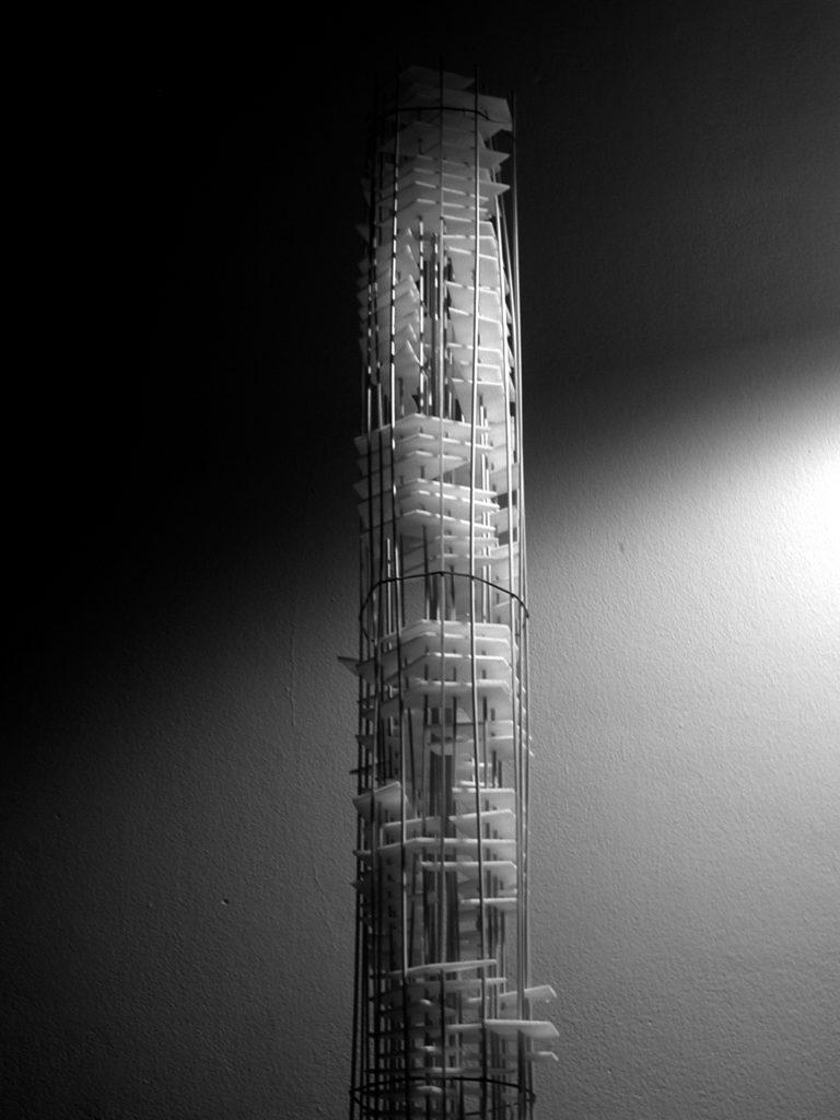 skyscraper-modell